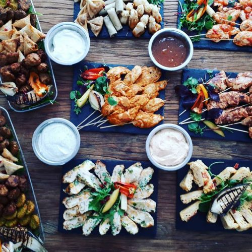 Caterers Manchester