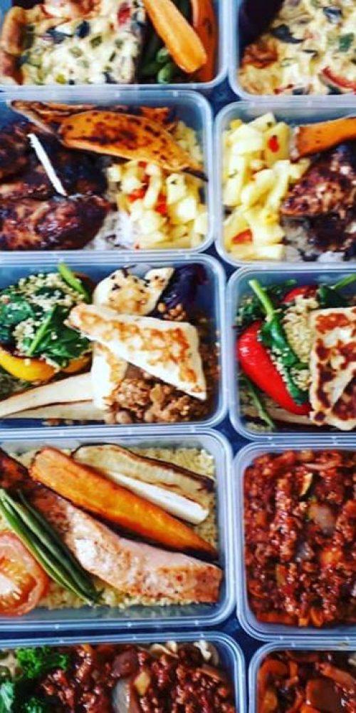 Healty Meal Preps